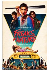 Freaks of Nature 11 x 17 Horror Movie Poster
