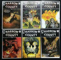 HARROW COUNTY #1 2 3 4 5 6 (DARK HORSE) HOT HORROR COMIC LOT!