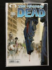 The Walking Dead #4 VF Image Comics RARE Hard-To-Find 🔥Hot! 🔥
