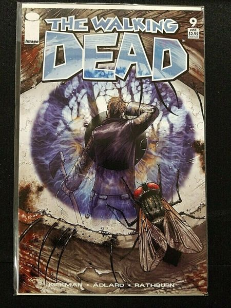 The Walking Dead #9 NM- 9.2 (First 1st Print Image Comics)