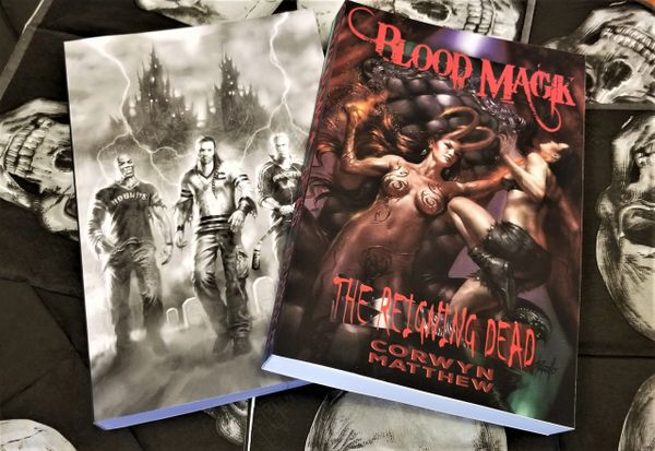 Xmas Bargain Buys: Blood Magik (2 Books)