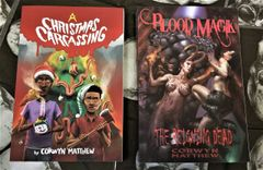 Xmas Bargain Buys: Blood Magik: The Reigning Dead & A Christmas Carcassing (2 Books)