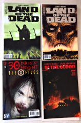Zombies vs Vamps Lot - Land of the 30 Days of Night? o.0