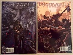 Underworld: Rise of the Lycans #1-2