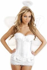 4 PC Sexy Angel Costume