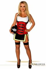Top Drawer Five Alarm Firegirl Costume