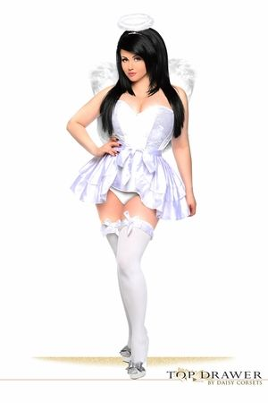 Top Drawer 4 PC Sweet Angel Costume