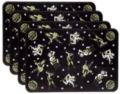 SOURPUSS MONSTER MOSH PLACEMAT SET