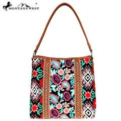 Montana West Embroidered Collection Crossbody