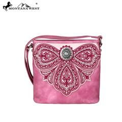 Montana West Embroidered Collection Crossbody Bag