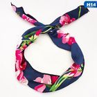 RockaBilly headband Pink Tulips