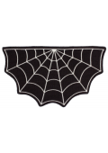 SOURPUSS SPIDERWEB RUG SMALL