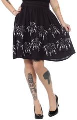 SOURPUSS CREEPY CRAWLIES SKIRT