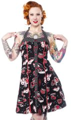 SOURPUSS KUSTOM KUTIE PEGGY DRESS