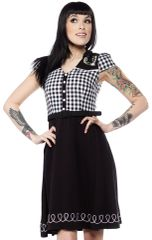 SOURPUSS LUCKY LINE DANCE DRESS