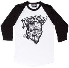 KUSTOM KREEPS TERRIFYING RAGLAN SHIRT