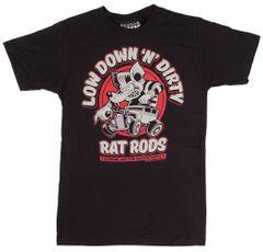 KUSTOM KREEPS DIRTY RAT SHIRT