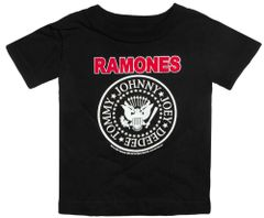 SOURPUSS RAMONES LOGO KIDS TEE