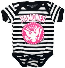 SOURPUSS RAMONES PINNED ONE PIECE