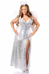 Top Drawer 4 PC Premium Sequin Angelic
