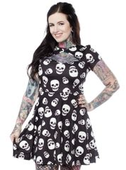 SOURPUSS LUST FOR SKULLS SCUBA