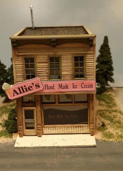 Allie's Ice Cream