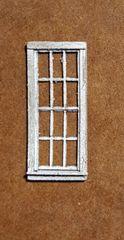 O Scale 6/6 Laser Cut Window Style 101