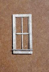 O Scale 2/2 Laser Cut Window Style 102