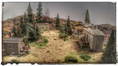 Pre Sale FSM Inspired Shack Pack HO Scale
