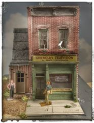 Griswold's Television HO Scale