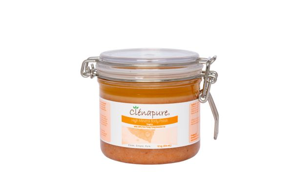 Clenapure Tropics High Mineral Body Polish