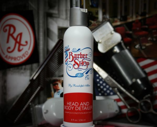 Head and Body Detailer