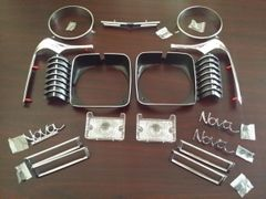 1970 Nova Emblem kit