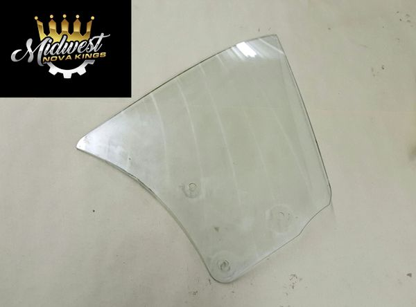 1967- 69 Camaro / Firebird Quarter glass assenger side Clear Hardtop