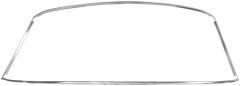 1962 - 1967 Chevy II Windshield Molding Front Sedan, New, FREE SHIPPING