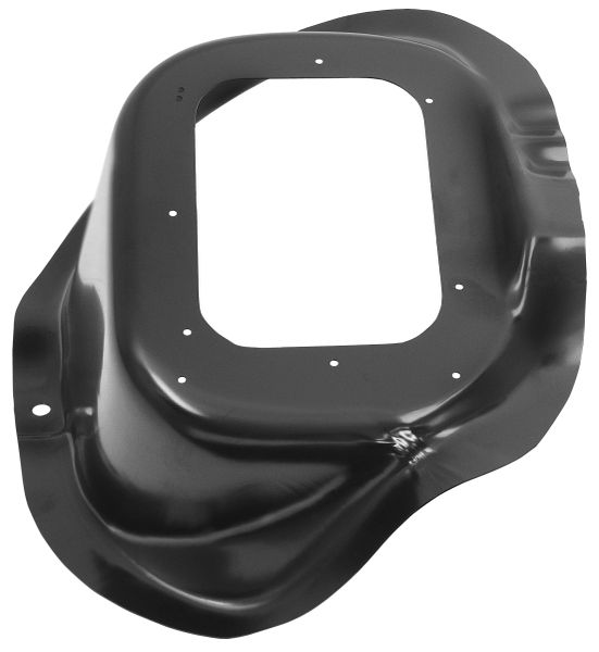 1962 - 1967 Chevy II Trans Tunnel Hump, Manual Transmission, FREE SHIPPING