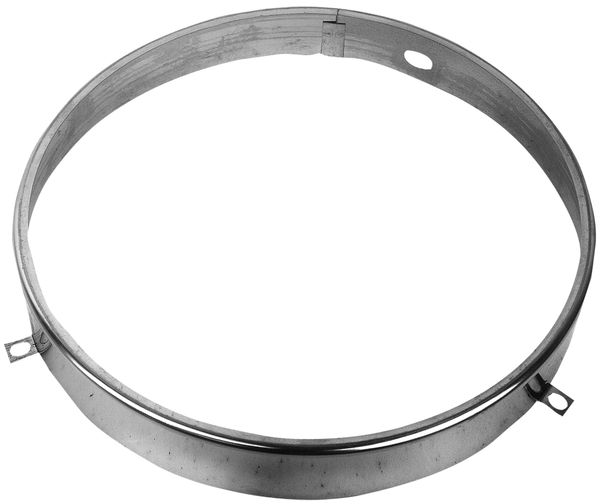 "1962 - 1975 GM 6"" bulb Headlamp Retaining Ring FREE SHIPPING"