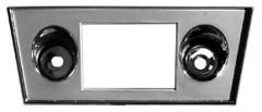 1966 - 1967 Chevy II Radio Bezel, NEW, FREE SHIPPING
