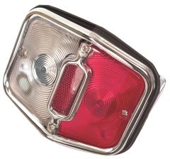 1962 - 1964 Chevy II Tail Lamp Assembly, LH or RH