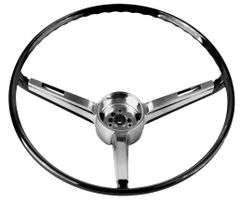 1967 Chevy II Steering Wheel SUPER SPORT, Deluxe