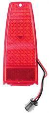 1967 - 1969 Nova LED Tail Lamp Assembly, New, FREE SHIPPING