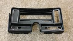 1975 Dash Bezel W/O A/C Factory original and restored. Ready for install.