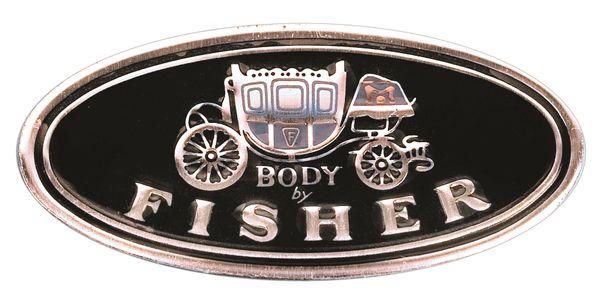 1962 - 1979 GM Sill Plate Emblem, 2 pieces Pair