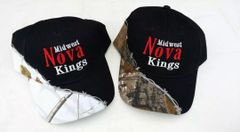 Ball Cap Hat, Midwest Nova Kings. Adjustible, COMING BACK SOON