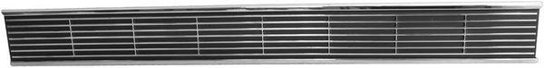 1970 - 1972 Nova Custom Rear Panel, New, FREE SHIPPING