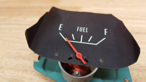 1966 - 1967 Chevy II Fuel Gauge, GM Original