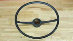 1966 - 1967 Chevy II Steering Wheel, GM Blue
