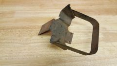 1962 - 1967 Washer Bottle Bracket, GM Original