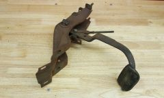 1962 - 1967 Chevy II Automatic Brake Pedal Assembly, GM