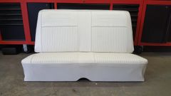 1962 1963 Chevy II Rear Seat Convertible, Newer Covers.